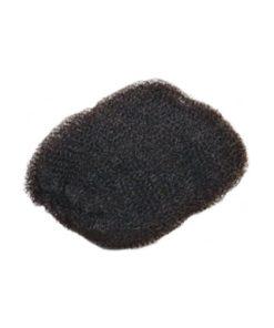 Knotenpolster schwarz mittel